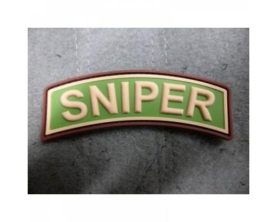 Sniper - Emblema