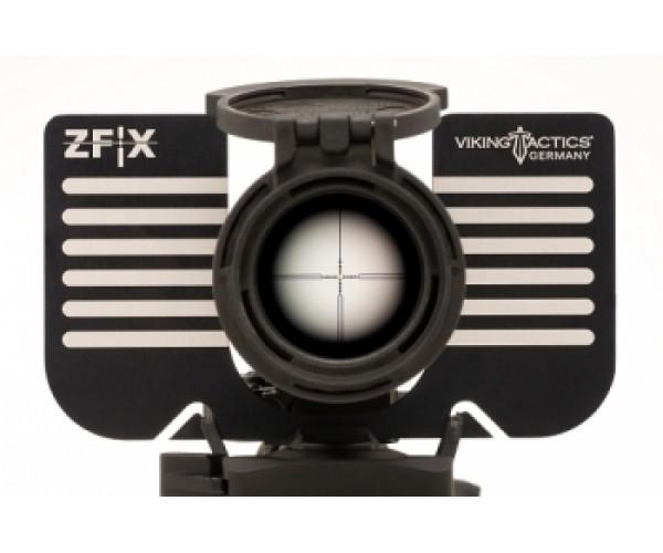 ZFiX - aliniere reticul/luneta