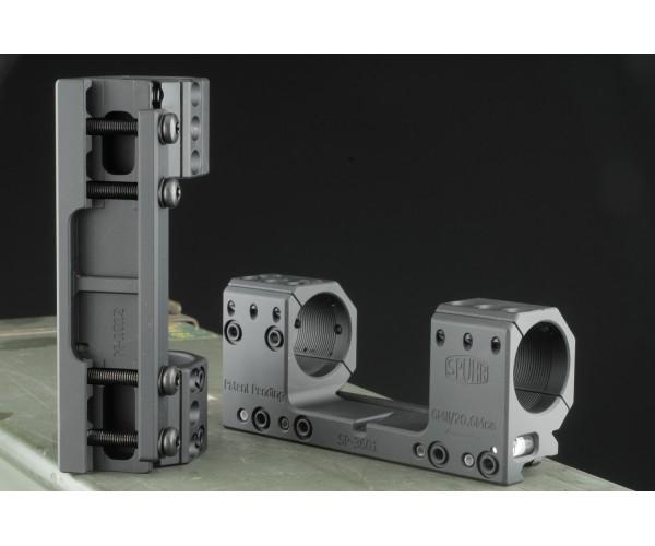 SPUHR SP 3601 - 30mm / 20,6 MOA (6MIL)