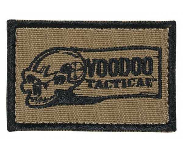 Voodoo Tactical Logo Patches