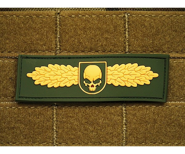 JTG - SOF Skull Badge