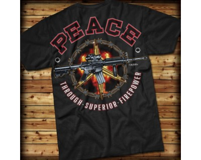 Tricou Superior Firepower